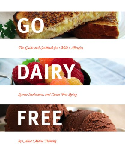 These are some of the best dairy free cookbooks on Amazon. These dairy free cookbooks make it so much easier to live with a dairy allergy!