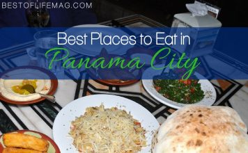 There is plenty to do in Panama City but one of the best things to do is to try new restaurants and enjoy great food with family and friends.