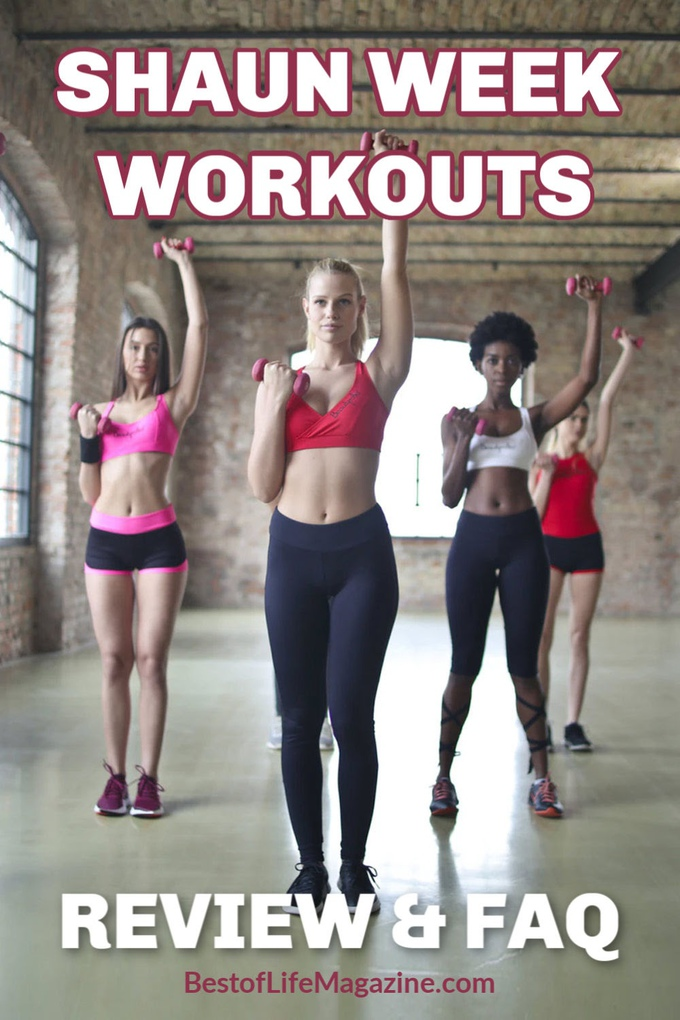 Shaun Week workouts are a great opportunity to get a jumpstart on a healthy lifestyle, or for those of you already working on that goal, you can use Shaun Week as a fun way to get in some extra workouts! Shaun T Workouts | Beachbody Workouts | At Home Workout Reviews | Best at Home Workouts | Beachbody Workouts #workouts #beachbody via @amybarseghian