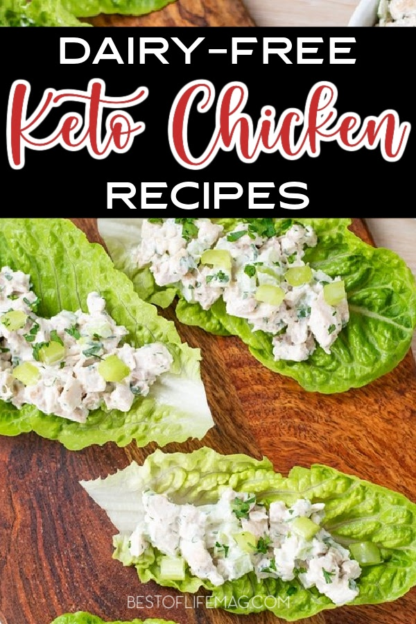 Ketogenic chicken recipes are perfect for people who want to start a ketogenic diet and they're easy to turn into dairy free ketogenic recipes. Low Carb Chicken Recipes | Ketogenic Chicken Recipes | Dairy Free Recipes | Ketogenic Recipes with Chicken | Easy Keto Recipes | Easy Low Carb Recipes via @amybarseghian