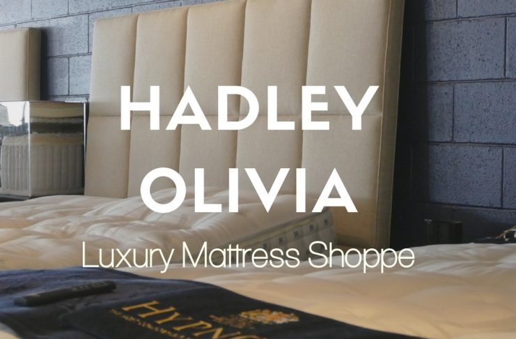 Hadley Olivia Luxury Mattress Shoppe supports our quality of life through a better night's sleep ensuring we wake with a healthy and productive outlook on our day.