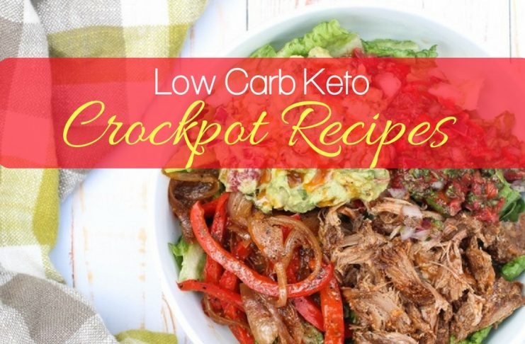 Use the knowledge of others to help you build out a complete menu of low carb keto crockpot recipes for lunch or any other meal of the day.
