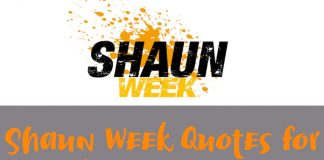 Shaun Week quotes for workout motivation will have to ready to go, pushing yourself as hard as possible, and seeing results in no time!