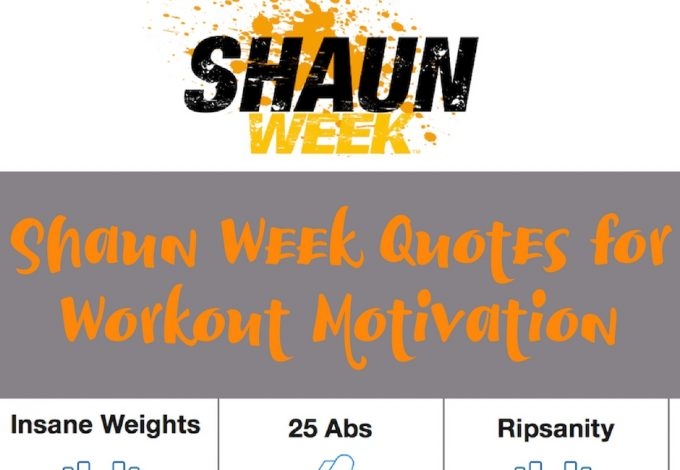 Shaun Week quotes for workout motivation will have to ready to go, pushing yourself as hard as possible, and seeing results in no time! Beachbody Quotes | Workout Quotes | Workout Motivation | Motivational Quotes | Shaun Week Workout | Shaun T Quotes | Fitness Motivation