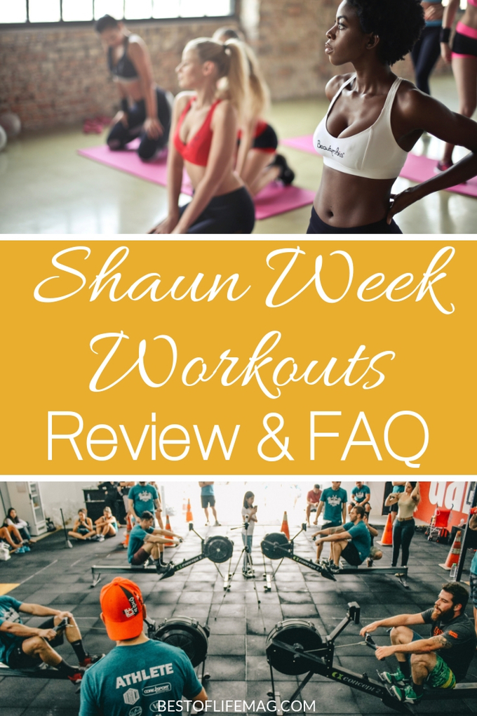 Shaun Week workouts are a great opportunity to get a jumpstart on a healthy lifestyle, or for those of you already working on that goal, you can use Shaun Week as a fun way to get in some extra workouts! Shaun T Workouts | Beachbody Workouts | At Home Workout Reviews | Best at Home Workouts | Beachbody Workouts #workouts #beachbody