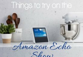 There are so many amazing things you can try with the Amazon Echo Show that will make life even easier in your smart home. Amazon Echo Products | Amazon Smart Home | Amazon Echo Things to Try | Amazon Echo Gifts | Best Tech Gifts