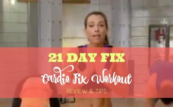 The 21 Day Fix Cardio Fix workout from Beachbody is a great cardio workout that will get the heart pumping to burn fat! Beachbody Workouts | Fat Burning Workouts | Best Cardio Workouts | 21 Day Fix | 21 Day Fix Workout Schedule | 21 Day Fix Exercises