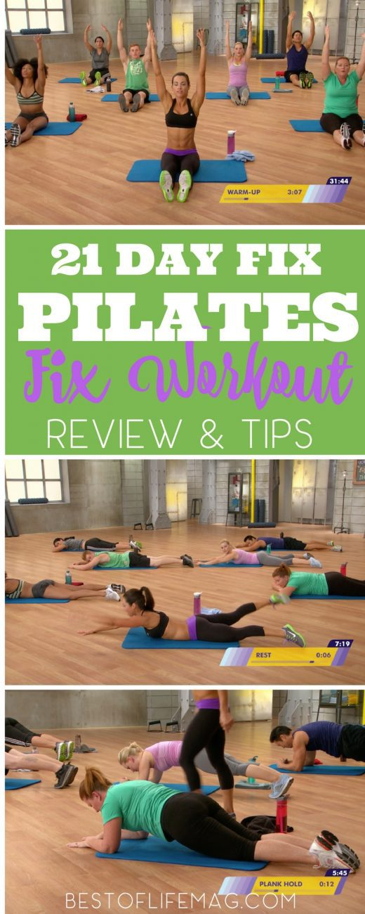 The 21 Day Fix Pilates Fix workout contains both cardio and pilates exercises to get you in shape fast as Beachbody programs are known for! Pilates exercises | Beachbody Workouts | Autumn Calabrese Workouts | 21 Day Fix Workouts | 21 Day Fix Planning