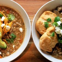 Add this crockpot chicken chili into your meal plan for easy weeknight meals. This chicken chili is perfect for large groups, football games, and parties! Crockpot Recipes   Meal Planning Recipes   Party Food   Chicken Chili   Crockpot Chili   Football Party Food