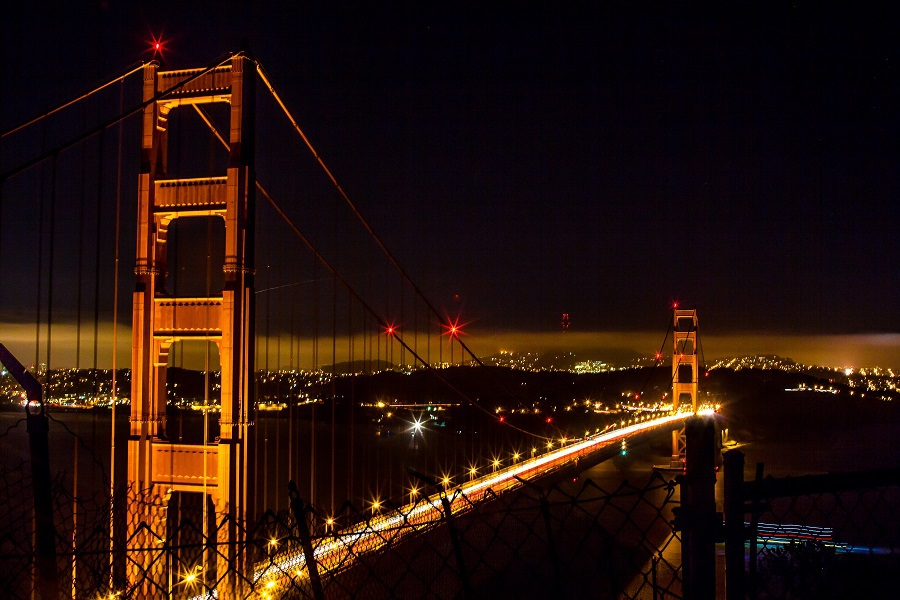 Walk across the Golden Gate Bridge in San Francisco like a pro with these travel tips that will save time and let you take in the beautiful views. San Francisco Travel | California Travel Tips | Things to Do in San Francisco | Golden Gate Bridge | Free Things to Do in San Francisco