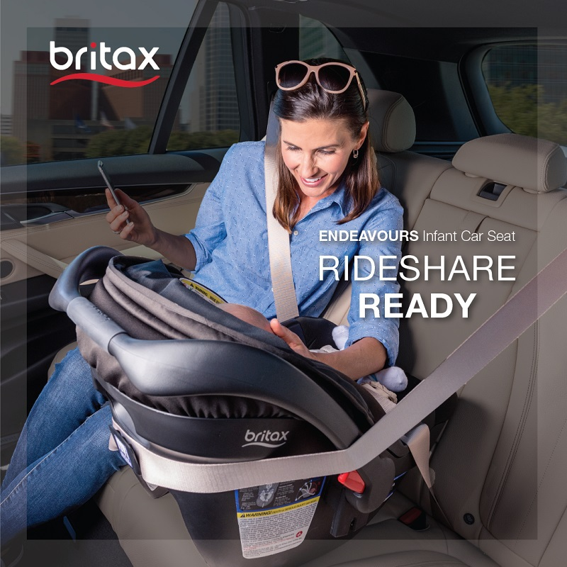 Test drive parenthood with Lexus and Britax during Child Passenger Safety Week.