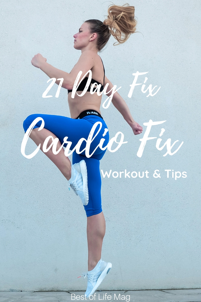 The 21 Day Fix Cardio Fix workout from Beachbody is a great cardio workout that will get the heart pumping to burn fat! Beachbody Workouts | Fat Burning Workouts | Best Cardio Workouts | 21 Day Fix Workouts | 21 Day Fix Workout Schedule | At Home Workouts #21dayfix via @amybarseghian