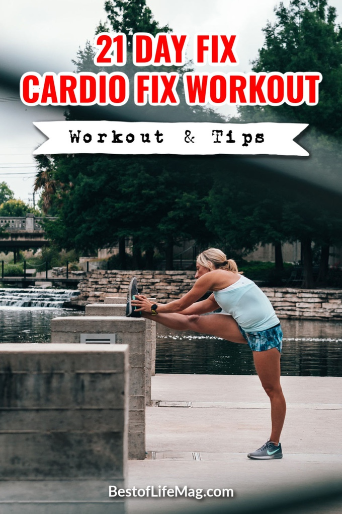 The 21 Day Fix Cardio Fix workout from Beachbody is a great cardio workout that will get the heart pumping to burn fat! Beachbody Workouts | Fat Burning Workouts | Best Cardio Workouts | 21 Day Fix Workouts | 21 Day Fix Workout Schedule | At Home Workouts #21dayfix