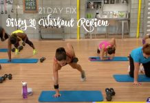 The 21 Day Fix Dirty 30 workout from Beachbody is an intense, full body workout, that will help you reach your fitness goals! Beachbody Workouts | 21 Day Fix | Autumn Calabrese TV | 21 Day Fix Workouts | Fat Burning Workouts | At Home Workouts
