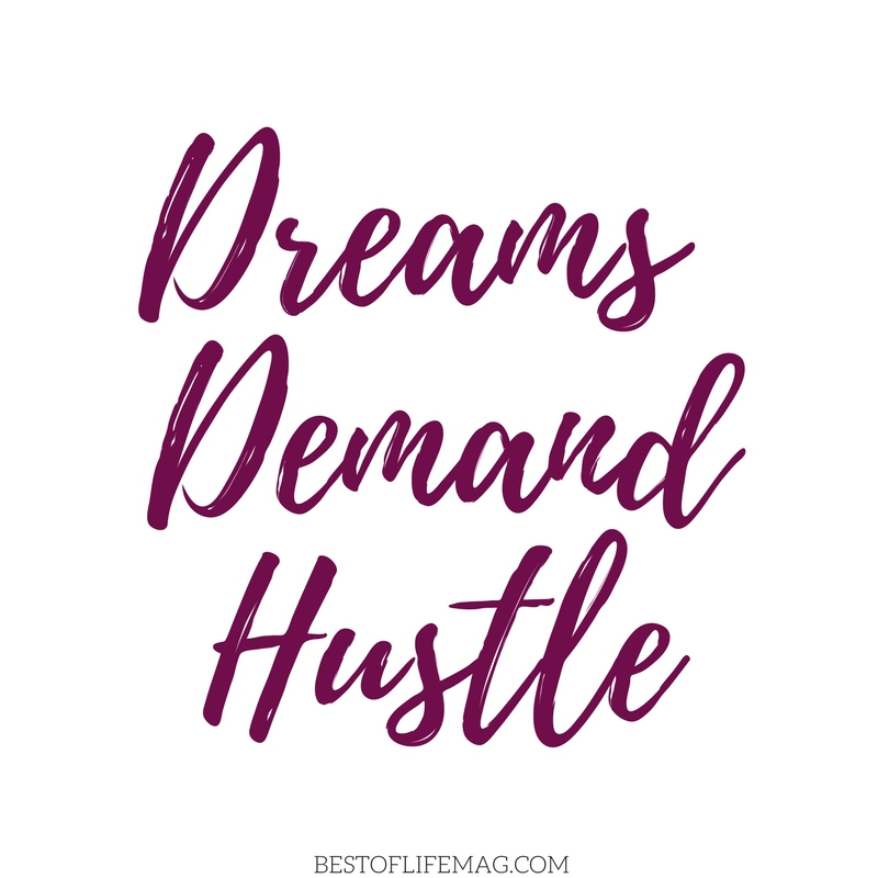 If you are lacking in motivation, let these hustle quotes for women inspire you! It's never a bad time for a little boost. Motivational Quotes | Hustle Quotes for Her | Best Hustle Quotes | Hustle and Spark | Hustle Quotes Woman Boss