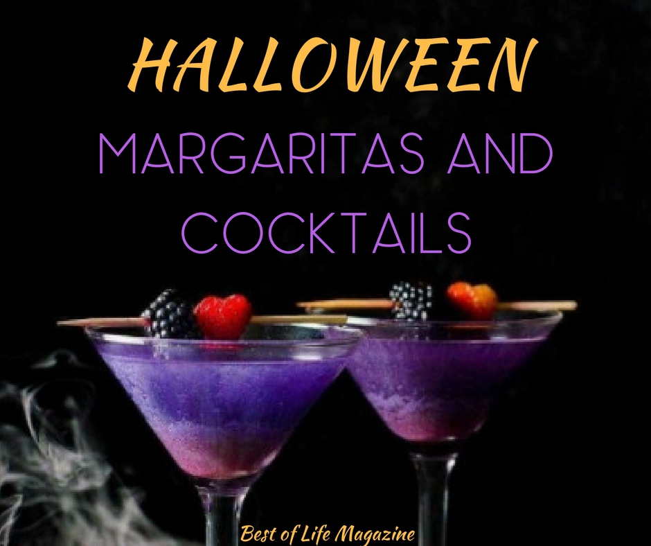 50+ Halloween Margarita Drinks & Halloween Cocktail