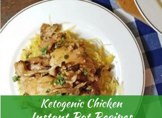 Stay on track with your ketogenic diet with these delicious instant pot keto chicken recipes. They are so good you won't even know they are low carb! Low Carbohydrate Recipes | Instant Pot Recipes | Low Carb Instant Pot Recipes | Healthy Instant Pot Recipes | Ketogenic Instant Pot Recipes | Ketogenic Diet | Keto Life