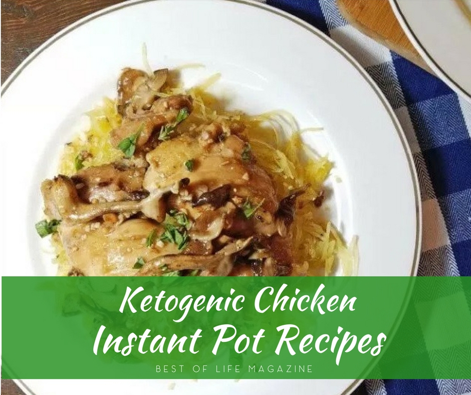 Instant pot keto chicken recipes low carb recipes best for Chicken recipes for the instant pot