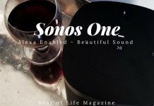 The Sonos One Alexa voice controlled speaker is truly built for those who have a passion for music and don't want to compromise sound for convenience. Alexa Devices | Best Speaker | Home Audio Ideas | Simple Home Audio Set Up | Amazon Echo Devices