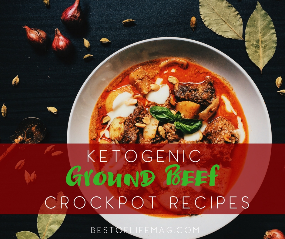 Keto Ground Beef Crockpot Recipes Low Carb Crockpot Beef Recipes The Best Of Life Magazine