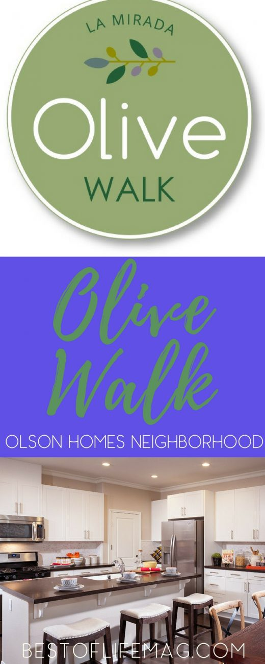"The Olive Walk by Olson Homes is the gateway to urban style living in La Mirada and has been named by CNN Money Magazine as one of the ""Best Places To Live"". Orange County Neighborhoods 