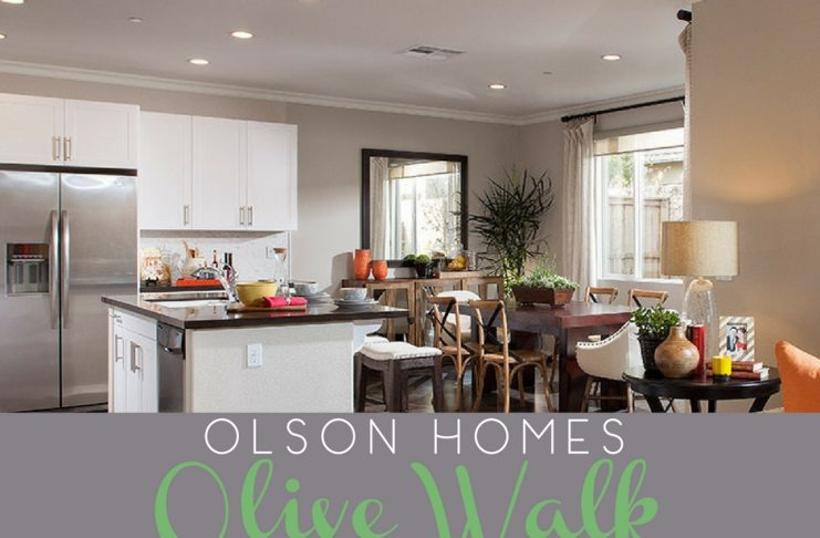 """Olive Walk by Olson Homes is the gateway to urban style living in La Mirada and has been named by CNN Money Magazine as one of the """"Best Places To Live"""". Orange County Neighborhoods 