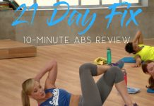 21 Day Fix 10 Minute Fix for Abs is a workout that you can choose to add to your daily routine. It's just 10 minutes and it's all abs!21 Day Fix Workouts | 21 Day Fix Tips | 21 Day Fix Workout Reviews | Ab Workouts | Best Ab Workouts