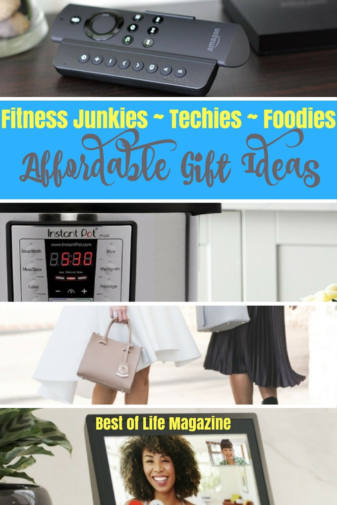 Make the holidays memorable with our best holiday gift ideas for techies, foodies, and fitness junkies. Best Gifts | Best Tech Gifts | Best Gifts for Foodies | Best Fitness Gifts | Gift Guide | Best Gifts 2017
