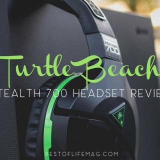 The Turtle Beach Stealth 700 headphones are worth every penny because of the great audio, countless features, and their comfort. Gaming Headphones | XBOX One X Accessories | Best XBOX Accessories | Gift Ideas for Teens | Best Gifts for Boys | Gifts for Gamers