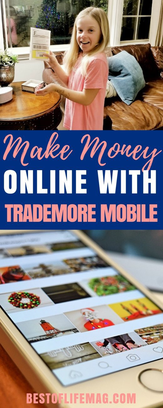 Who doesn't want to make money online? Finding multiple sources of income when you work from home is key and easy to do with TradeMore Mobile. Make Money Online | Work from Home Jobs | Work from Home Tips | Entrepreneurial Tips | How to Make Money Online | Smartphone Tips