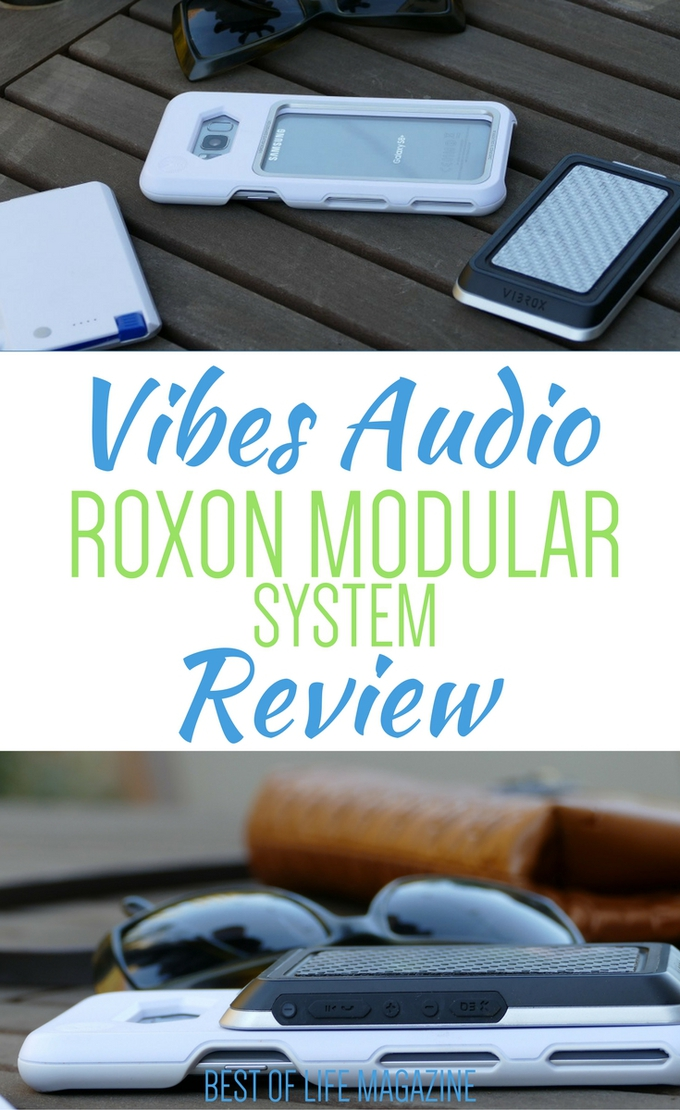 The Vibes Audio modular Bluetooth speaker system will turn an ordinary smartphone into a small, portable speaker complete with high-quality sound and bass. Vibes Audio | Vibrox | Baserox | Voltrox | Tech | Best Smartphone Accessories | Smartphone Accessories | Best Portable Speaker | Modular Speaker | Modular Tech | What is Modular Tech