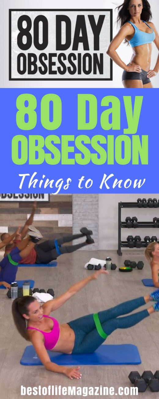 We all want to make the most of our 80 Day Obsession workout results! Find out everything you need to know about Autumn Calabrese's newest Beachbody on Demand workout program and get ready to get obsessed! 80 Day Obsession Results | 80 Day Obsession Workout | 80 Day Obsession Meal Plan | Beachbody Workouts | At Home Workouts | 21 Day Fix Container Counts