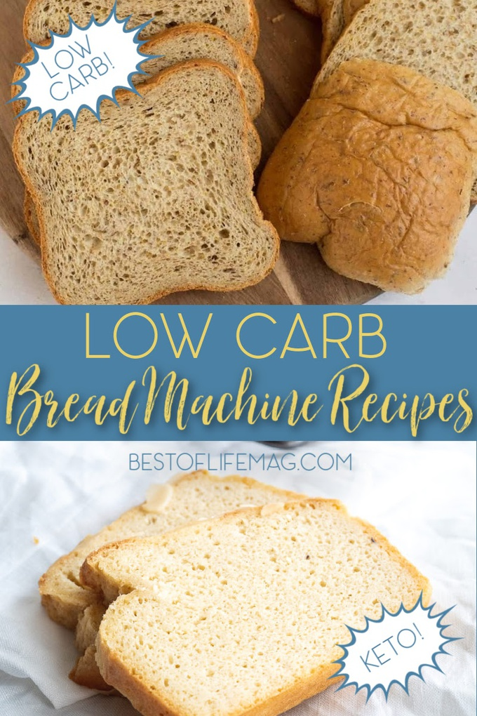 Use low carb bread recipes for the bread machine so that you can stay stocked up on the bread you need to stay fit. Low Carb Bread Recipes | Bread Machine Recipes | Best Bread Recipes | Easy Bread Recipes | Easy Bread Machine Recipes | Best Low Carb Bread Recipes via @amybarseghian