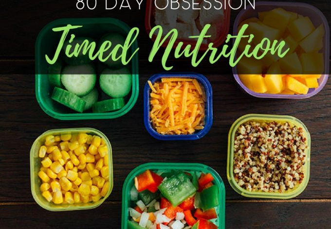 A key part of the success of the 80 Day Obsession Workout is the Timed Nutrition Plan that takes Beachbody portion control containers to the next level for maximum weight loss. 80 Day Obsession Tips | Timed Nutrition Tips | 21 Day Fix Container Counts | Beachbody Portion Control Containers | Weight Loss Meal Plan | Portion Control Container Recipes