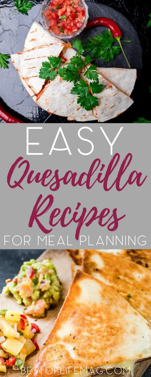 Enjoy these three simple and delicious quesadilla recipes with only five ingredients or less for breakfast, lunch, or dinner! They will satisfy any craving you may have! Breakfast Quesadilla Recipe | Grape Quesadilla Recipe | Savory Quesadilla Recipe | Quesadillas for Adults | Party Recipes | Family Dinner Recipes | Easy Appetizer Recipes | Quick Breakfast Recipes #quesadillarecipes #dinnerrecipes