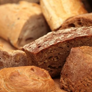 Low Carb Bread Recipes Multiple Bread Loaves Gathered Together