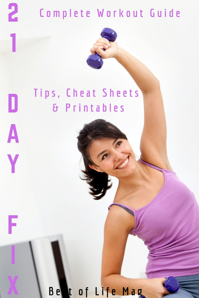 Get the results you want with this COMPLETE 21 Day Fix Workout order with a printable 21 Day Fix workout schedule and tips for each workout in the program. 21 Day Fix workout program | 21 Day Fix Workout Tips | 21 Day Fix Workouts | Total Body Cardio Fix | 21 Day Fix Upper Fix | 21 Day Fix Lower Fix | Beachbody Workouts | Pilates Fix | 21 Day Fix Cardio Fix | Dirty 30 | Yoga Fix | 10 Minute Abs Fix | Plyo Fix #21dayfix