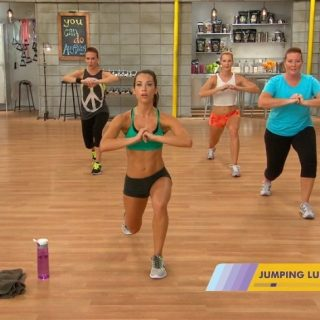 Get ready for 6 rounds of sweat and hard work in the 21 Day Fix Plyo Fix workout! This workout will burn fat and calories in just 30 minutes! 21 Day FIx Plyo Review | What Are Plyometrics | How to do Plyometrics | Plyometrics Workouts