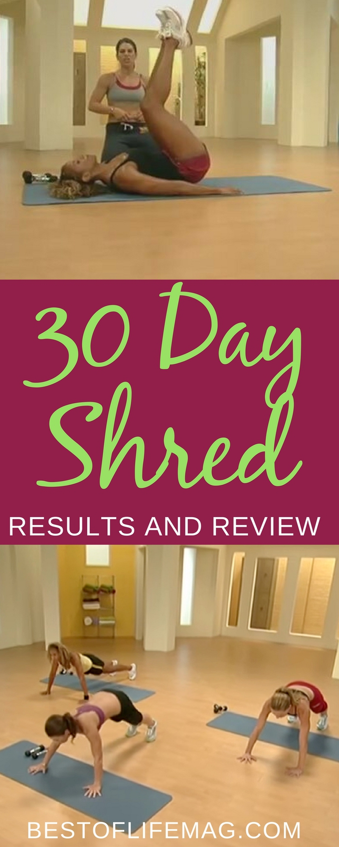 Wondering what Jillian Michael's 30 Day Shred results to expect? Look no further because we have everything you need right here. Tips for 30 Day Shred | Best Tips for 30 Day Shred | How to Get Results with 30 Day Shred | 30 Day Shred Review | Jillian Michaels 30 Day Shred Review | Jillian Michaels 30 Day Shred