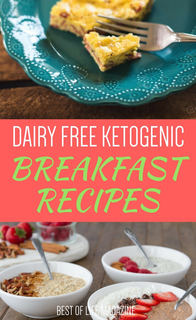 Dairy Free Keto Breakfast Recipes Best Of Life Magazine