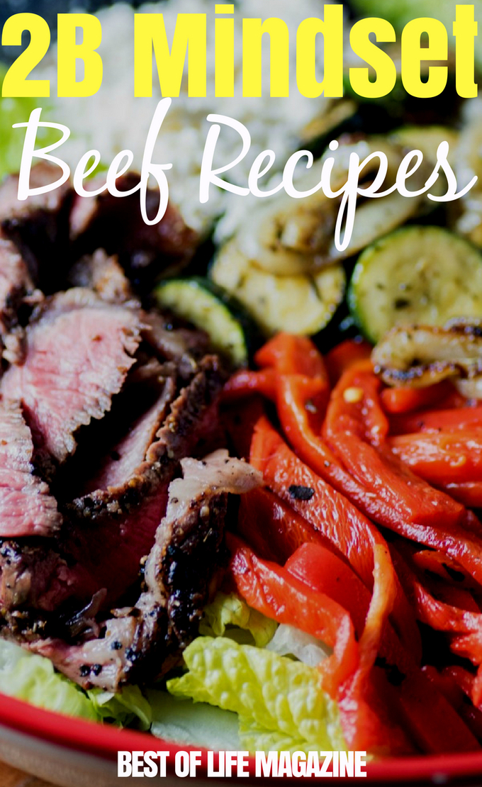 Most 2B Mindset recipes are friendly and completely adjustable and are already geared toward your plan. You will only need to adjust your ratio of veggies to beef to fit your plate and you are on your way! #2BMindset #Recipes #DietRecipes #DinnerRecipes #HealthyRecipes #Health #WeightLoss