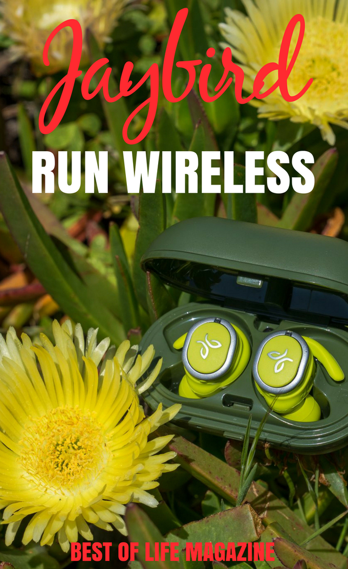 Pair your daily run with Jaybird RUN wireless earbuds so you can enjoy music comfortably each step of the way. #techgear #technology #fitnessgear #fitness #running #exercise  via @amybarseghian
