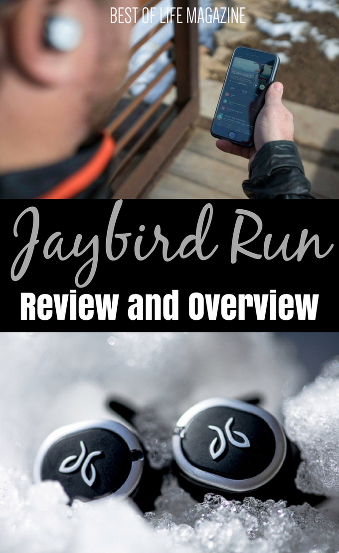 Pair your daily run with Jaybird RUN wireless earbuds so you can enjoy music comfortably each step of the way. #techgear #technology #fitnessgear #fitness #running #exercise