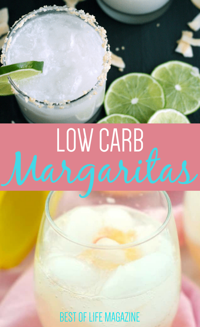 The best low carb skinny margarita recipes will let you forget the worries of drinking while watching calories so you can just enjoy the best skinny margaritas. #margaritas #happyhour #cocktails | Low Carb Margarita Recipes | Skinny Margarita Recipes | Best Low Carb Cocktail Recipes | Easy Skinny Cocktail Margaritas