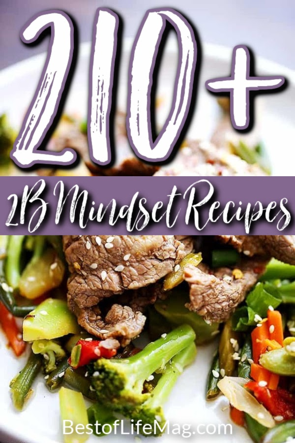 These 2B Mindset success tips are all you need to know to get started, stay on track and change your healthy lifestyle mindset for good! Weight Loss Ideas | 2B Mindset Tips | Beachbody Meal Planning | 2B Mindset Review | Healthy Living #2Bmindset via @amybarseghian