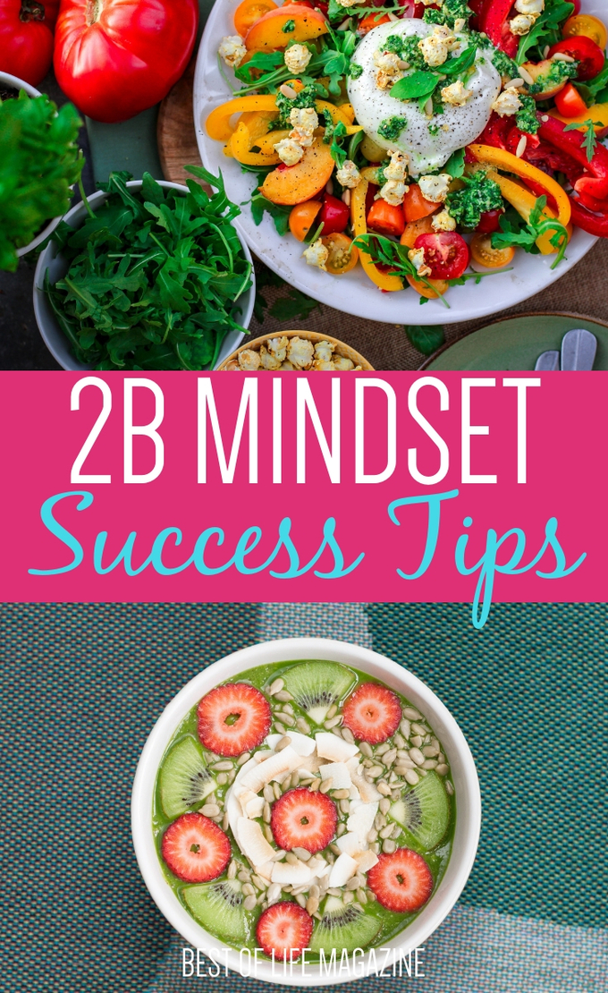 These 2B Mindset success tips are all you need to know to get started, stay on track and change your healthy lifestyle mindset for good! Weight Loss Ideas | 2B Mindset Tips | Beachbody Meal Planning | 2B Mindset Review | Healthy Living #2Bmindset