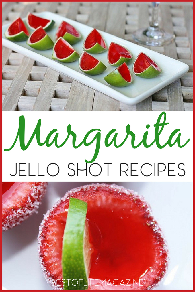 Enjoy margarita jello shots during your next party and take your party to the next level of fun with this twist on a classic cocktail. Margarita Recipes | How to Make Jello Shots | Party Ideas | Party Planning Tips |Party Recipes  #margarita #cocktails #happyhour #jelloshots #recipes via @amybarseghian