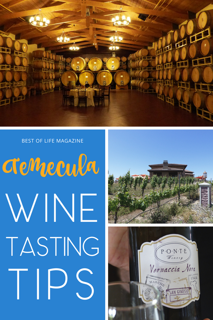 The best Temecula wine tasting tips take you beyond just the wine, they take you on an adventure in the Southern California wine country. Best Things to do in Temecula | What to do in Temecula | Best Wineries in Temecula #travel #traveltips #wine #winetips