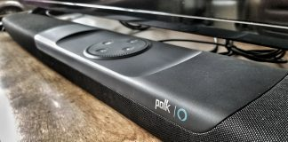 When combined with impressive rich sound, the Polk Command Bar with Alexa built in is a must consider when shopping for a soundbar. Best Sound Bar   How to Get Surround Sound   Wireless Surround Sound #tech #speaker #alexa #surroundsound