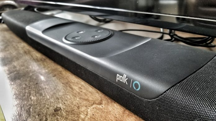 When combined with impressive rich sound, the Polk Command Bar with Alexa built in is a must consider when shopping for a soundbar. Best Sound Bar | How to Get Surround Sound | Wireless Surround Sound #tech #speaker #alexa #surroundsound